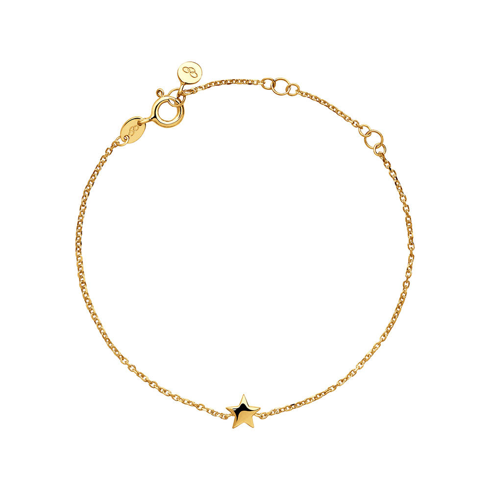 LINKS OF LONDON - Ασημένιο βραχιόλι Outlet Star γυναικεία αξεσουάρ κοσμήματα βραχιόλια
