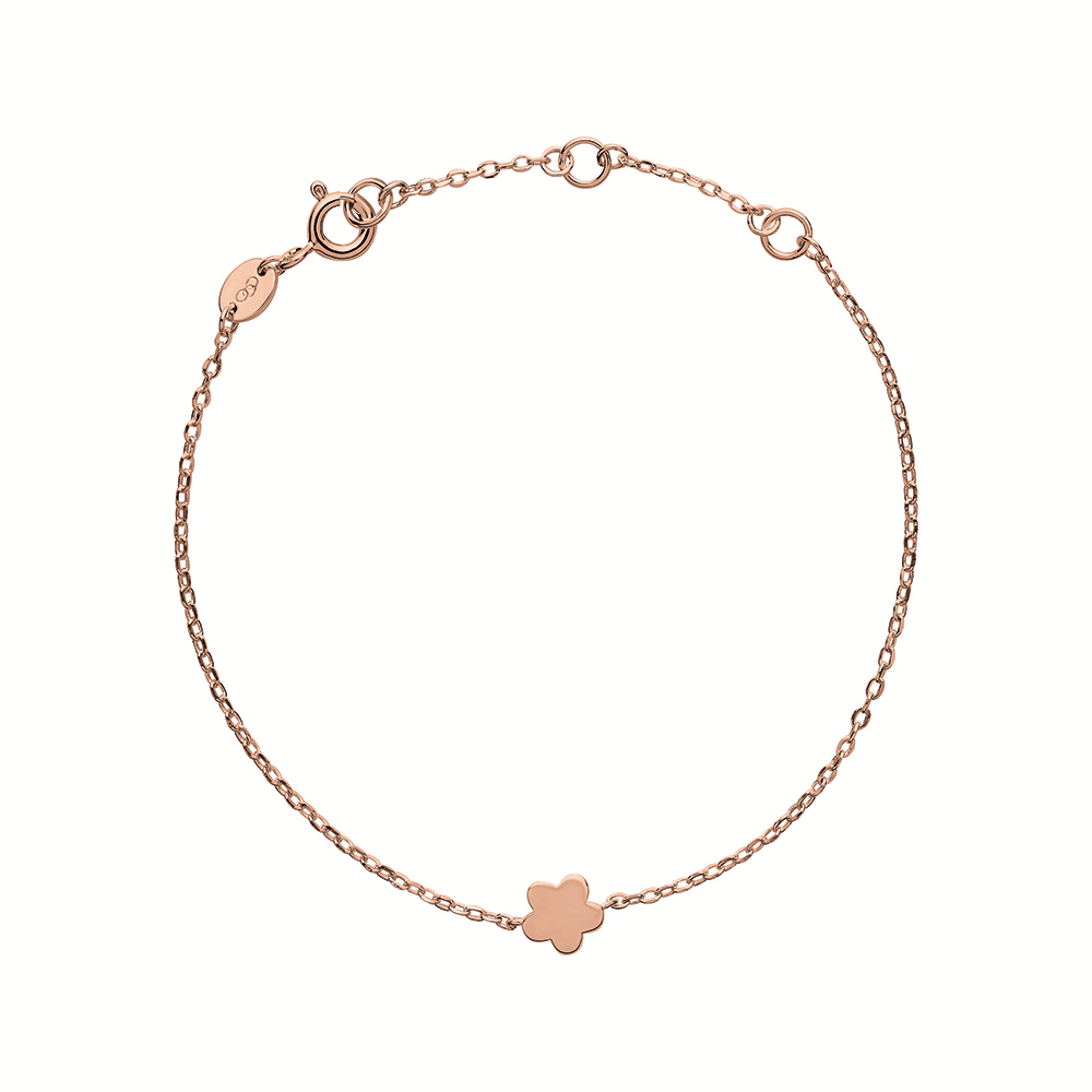 LINKS OF LONDON - Ασημένιο βραχιόλι Outlet Flower γυναικεία αξεσουάρ κοσμήματα βραχιόλια
