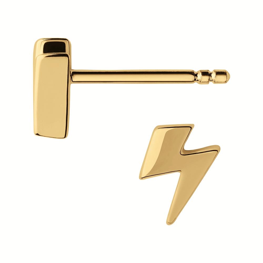 LINKS OF LONDON - Ασημένια σκουλαρίκια Outlet Lightning γυναικεία αξεσουάρ κοσμήματα σκουλαρίκια