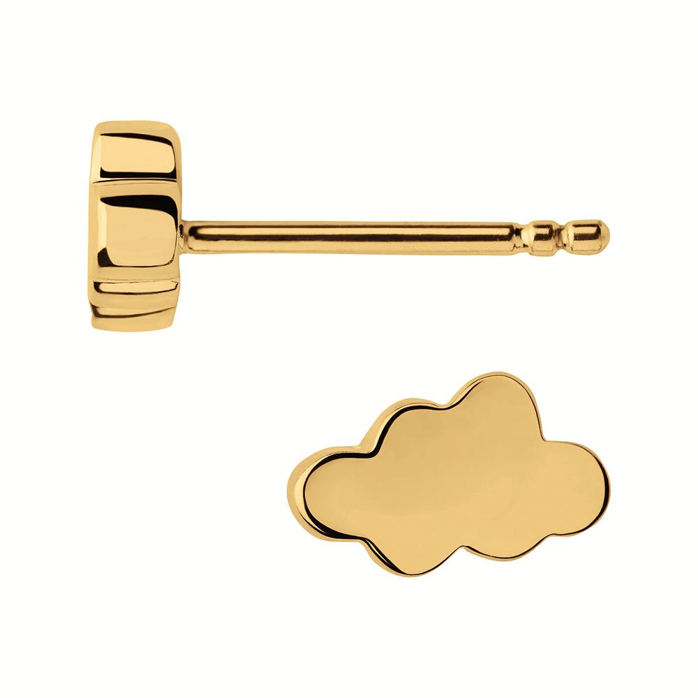 LINKS OF LONDON - Ασημένια σκουλαρίκια Outlet Cloud γυναικεία αξεσουάρ κοσμήματα σκουλαρίκια