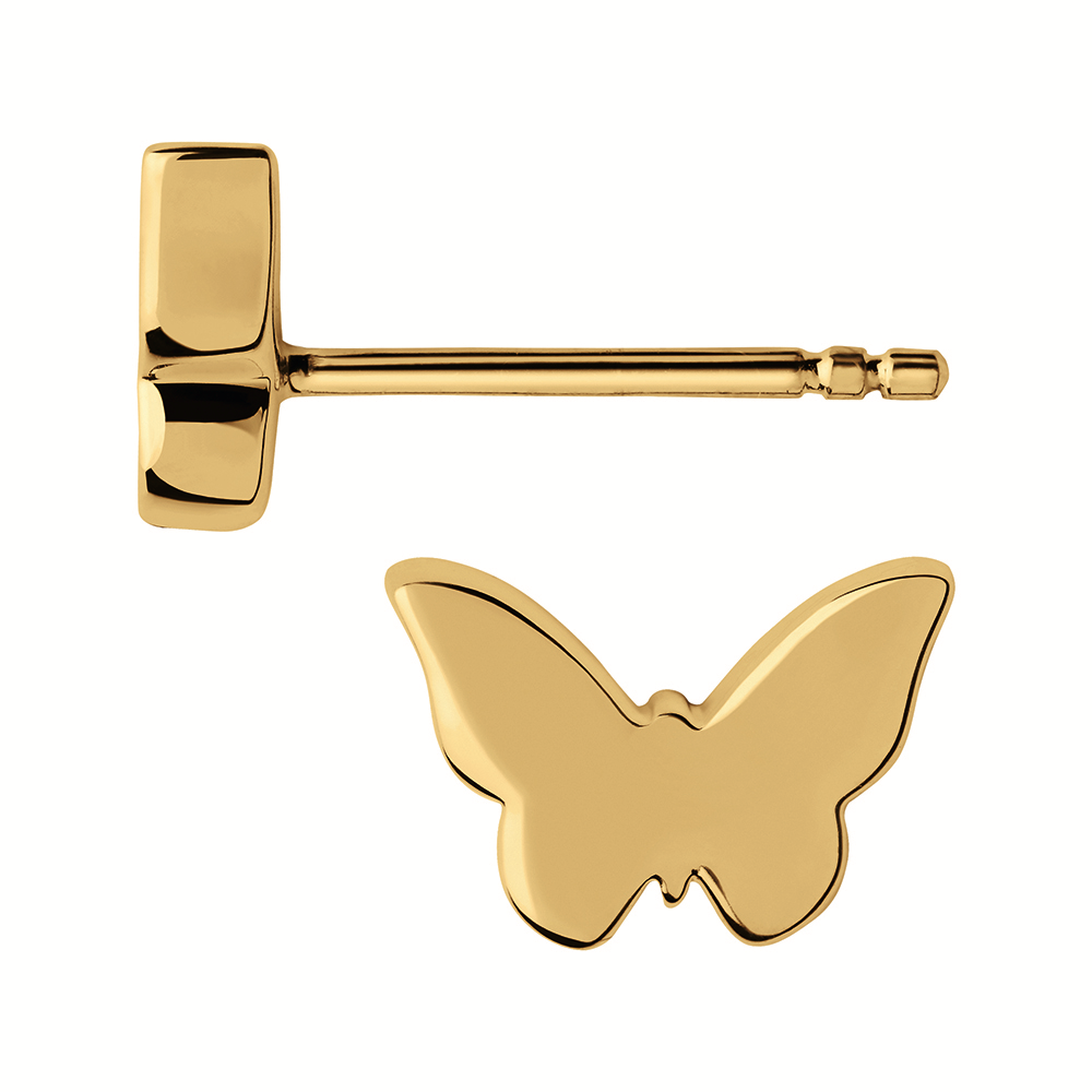 LINKS OF LONDON - Ασημένια σκουλαρίκια Outlet Butterfly γυναικεία αξεσουάρ κοσμήματα σκουλαρίκια