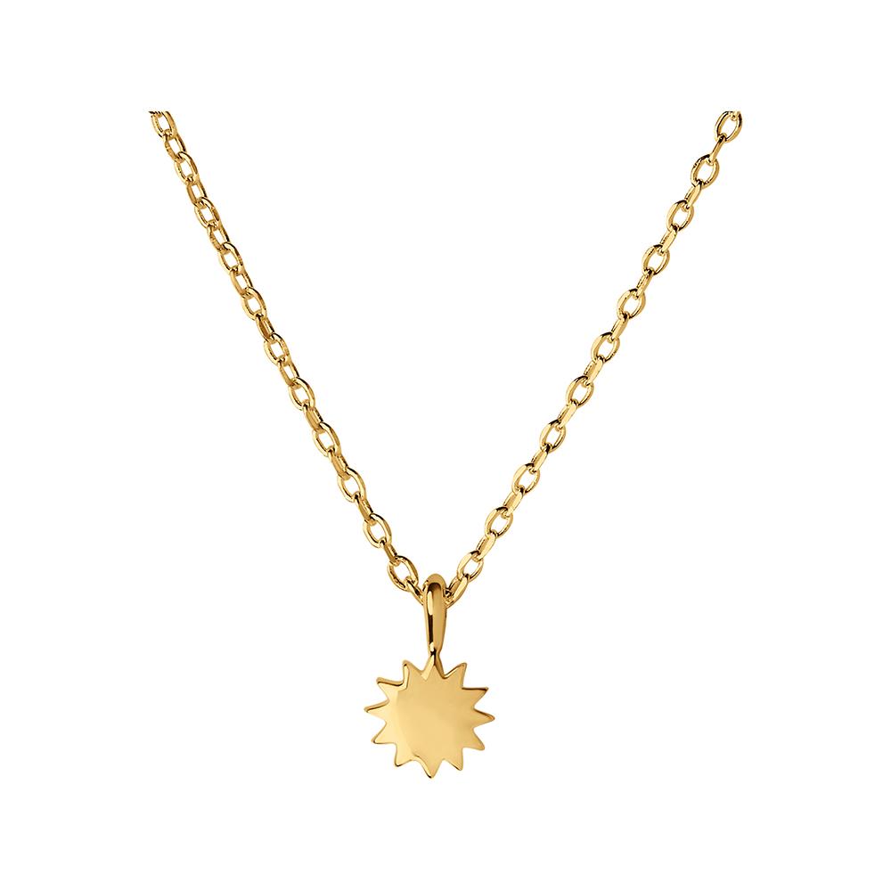 LINKS OF LONDON - Ασημένιο κολιέ Outlet Sun γυναικεία αξεσουάρ κοσμήματα κολιέ