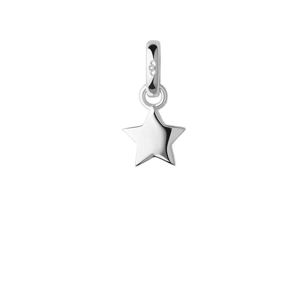 LINKS OF LONDON - Ασημένιο παντατίφ Outlet Star Charm γυναικεία αξεσουάρ κοσμήματα παντατίφ