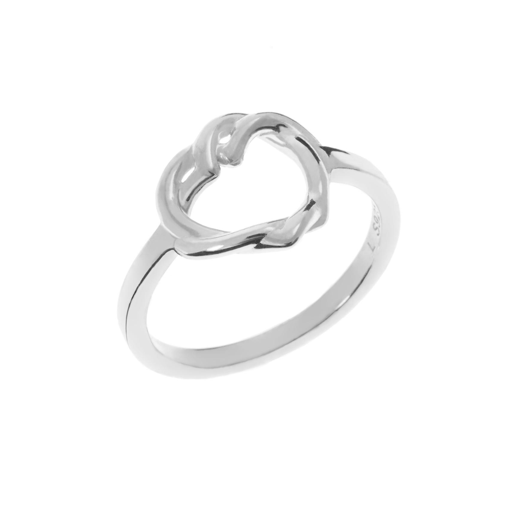 LINKS OF LONDON - Ασημένιο δαχτυλίδι Kindred Soul γυναικεία αξεσουάρ κοσμήματα δαχτυλίδια