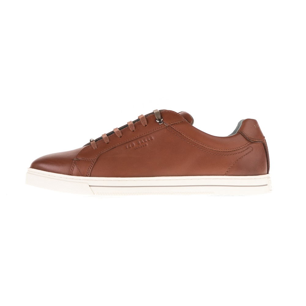 TED BAKER – Ανδρικά sneakers TED BAKER THAWNE καφέ