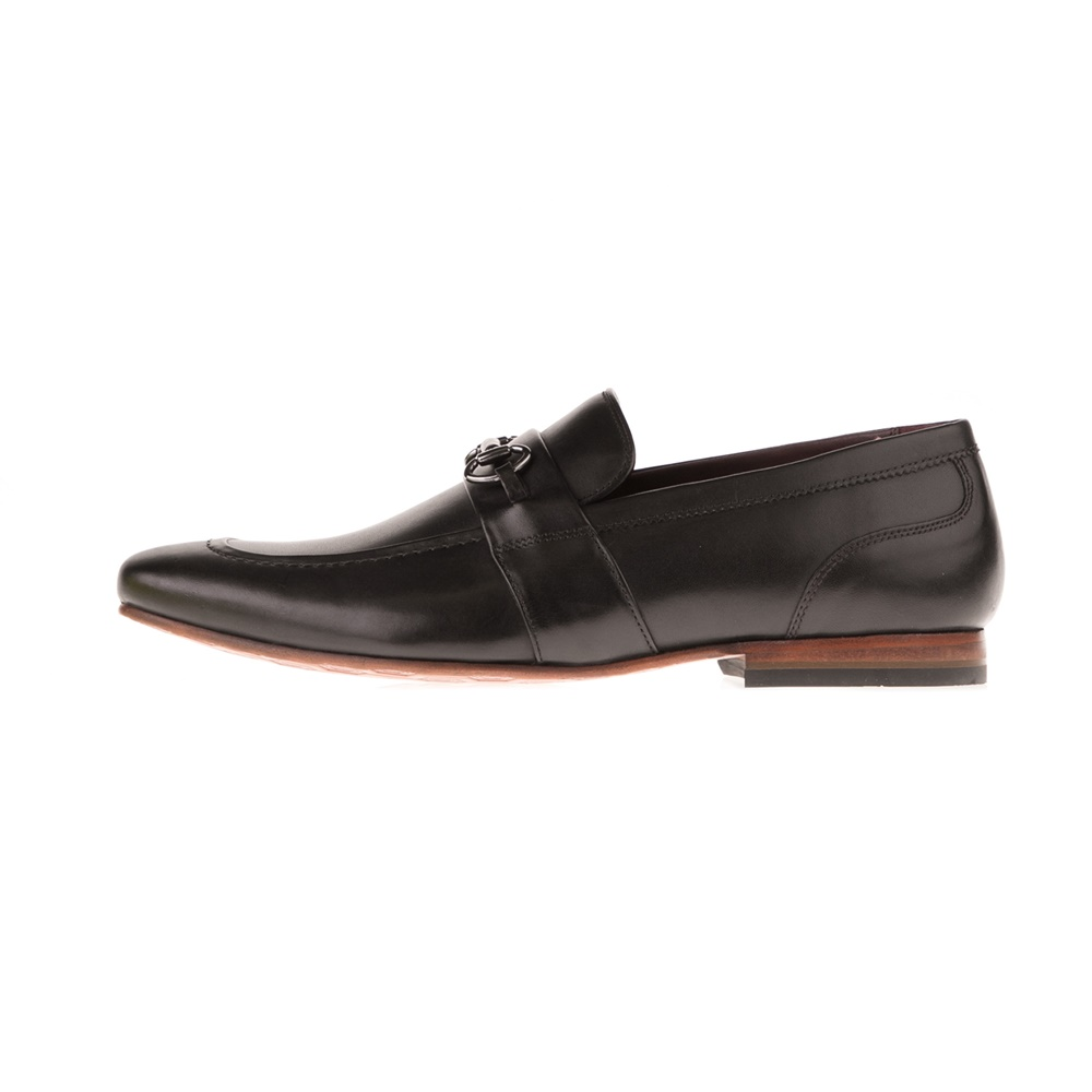 TED BAKER – Ανδρικά loafers TED BAKER DAISER μαύρα