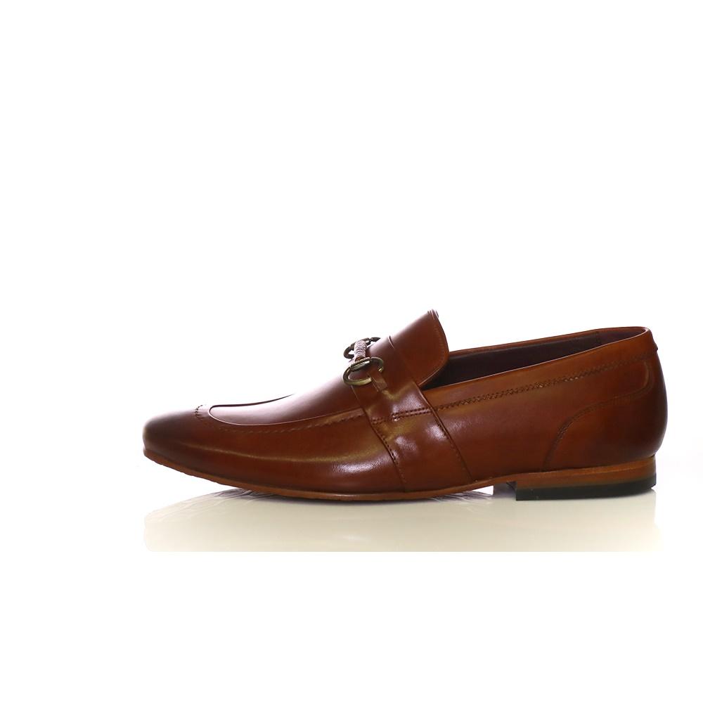 TED BAKER – Ανδρικά παπούτσια TED BAKER DAISER καφέ