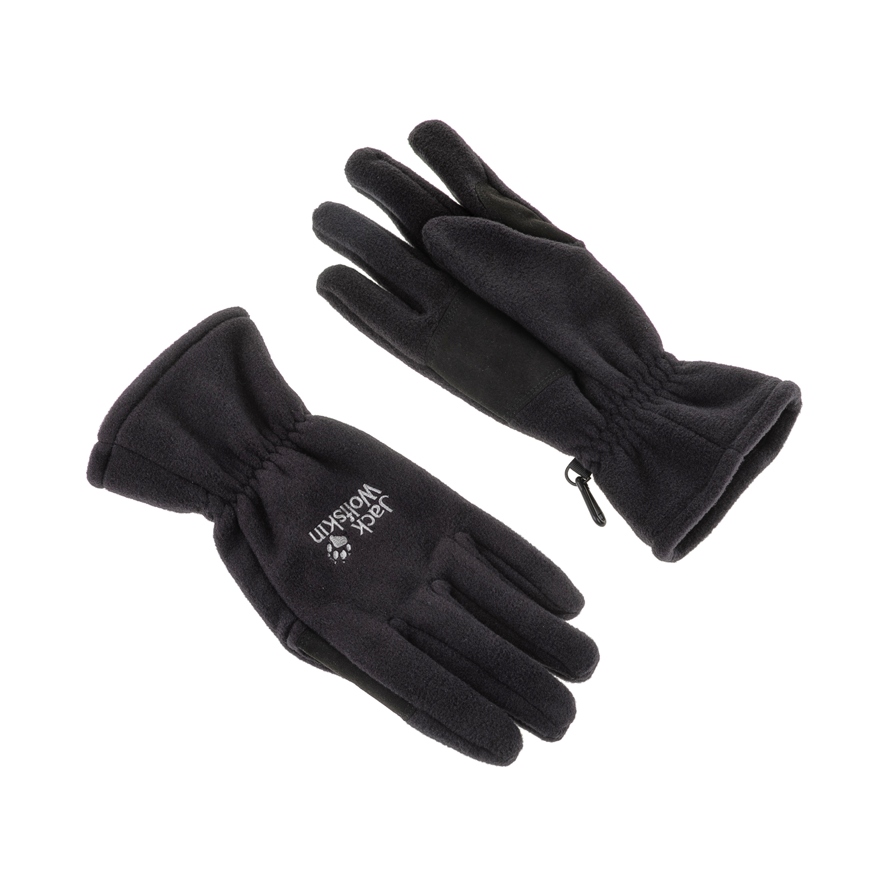 JACK WOLFSKIN - Unisex γάντια ARTIST GLOVE ΑΞΕΣΟΥΑΡ UNISEX μαύρα γυναικεία αξεσουάρ φουλάρια κασκόλ γάντια