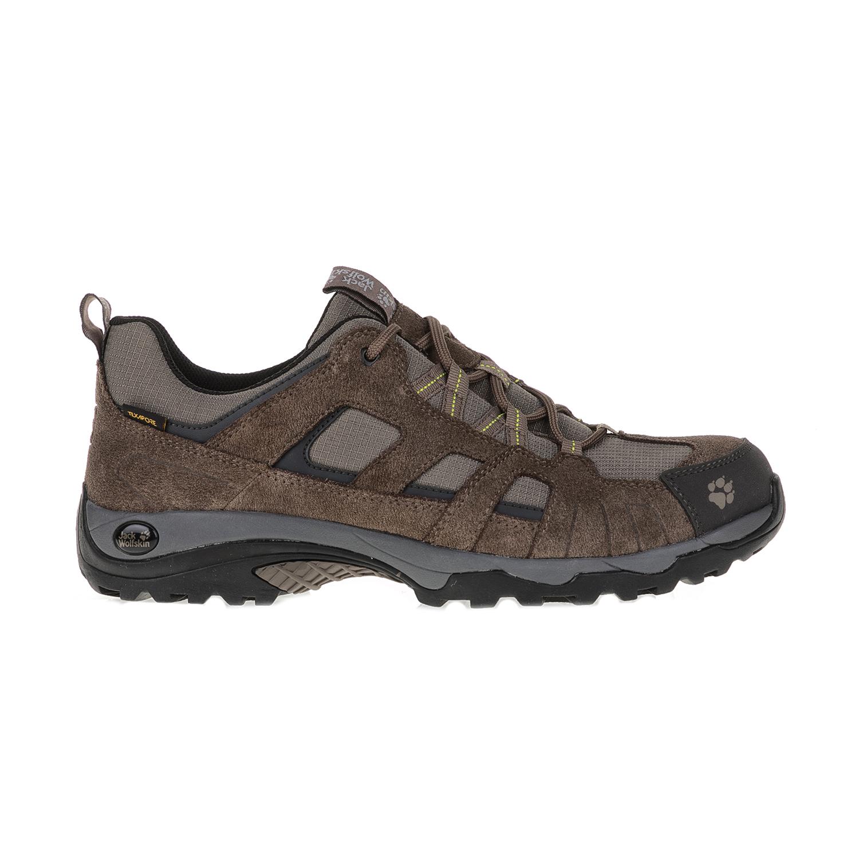 JACK WOLFSKIN – Ανδρικά παπούτσια πεζοπορίας VOJO HIKE TEXAPORE καφέ