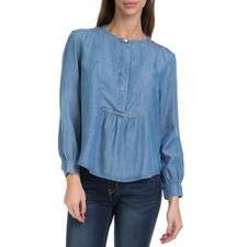 LEVI'S-Γυναικεία τζιν μπλούζα MARINA LEVI'S μπλε