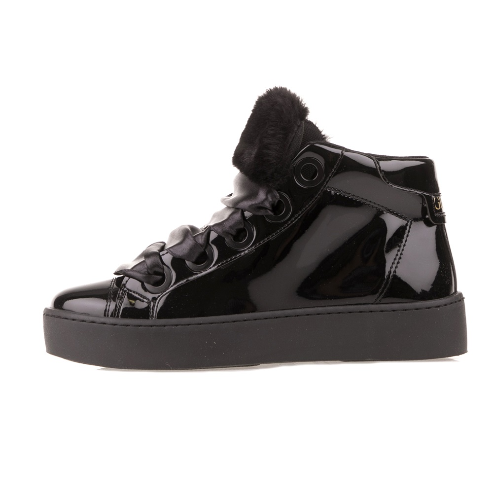 GUESS – Γυναικεία sneakers GUESS URIALA μαύρα