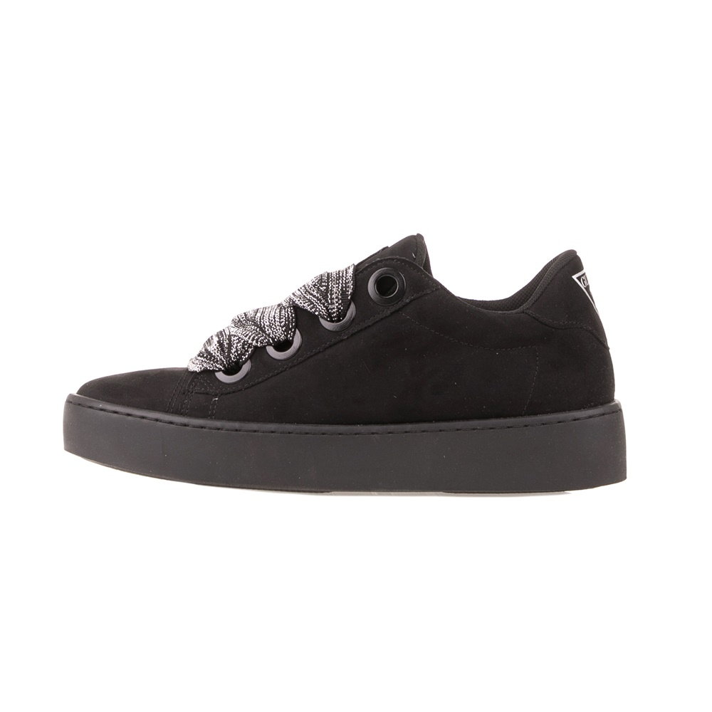 GUESS – Γυναικεία sneakers GUESS URNY μαύρα