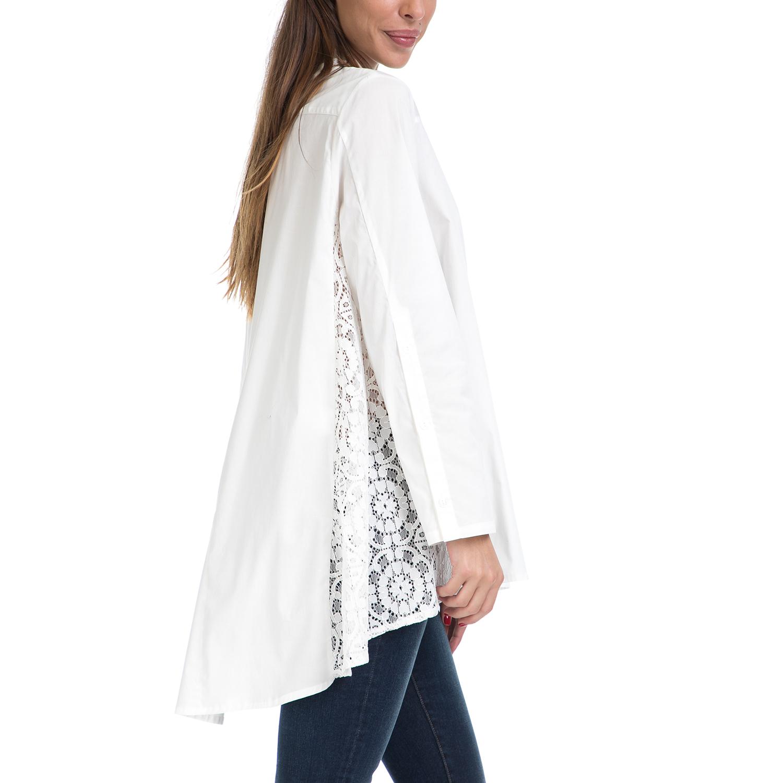 2e5fb2deffc8 VS - Γυναικείο πουκάμισο VS λευκό