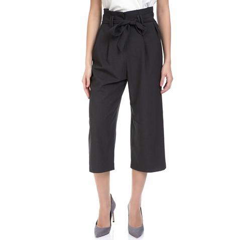 J'AIME LES GARCONS-Γυναικείο παντελόνι J'AIME LES GARCONS γκρι