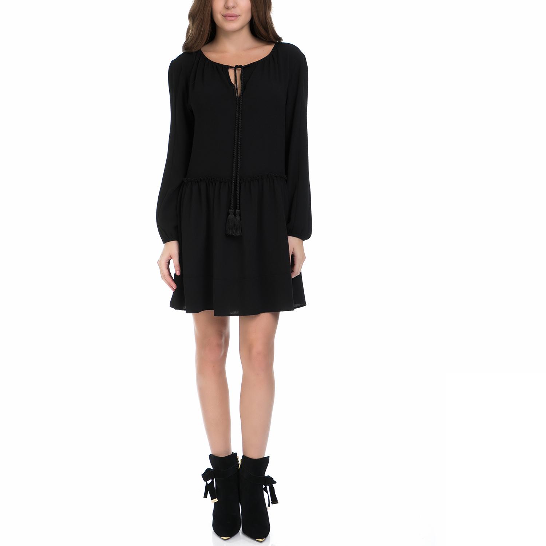 1e45b4696eef J'AIME LES GARCONS – Γυναικείο φόρεμα J'AIME LES GARCONS μαύρο