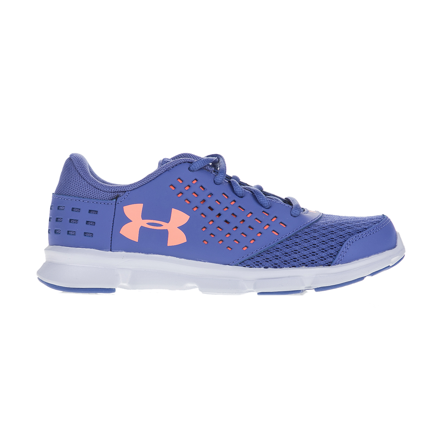UNDER ARMOUR – Κοριτσίστικα αθλητικά παπούτσια UNDER ARMOUR GPS Rave RN μοβ