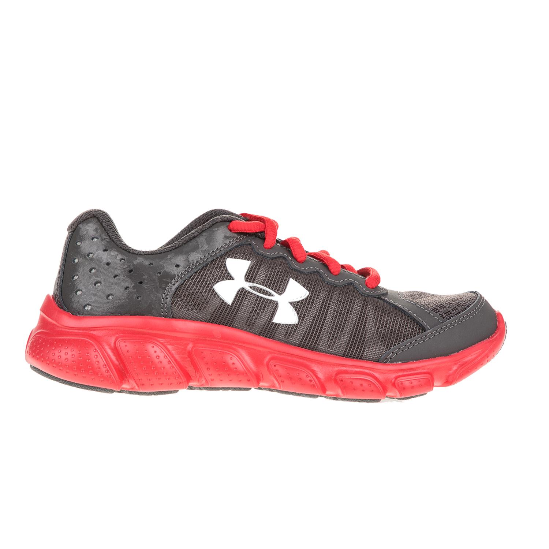 UNDER ARMOUR – Αγορίστικα αθλητικά παπούτσια UNDER ARMOUR BPS Assert 6 μαύρα