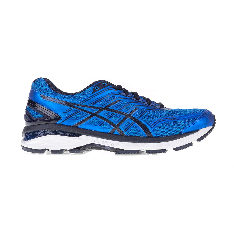 ASICS - Ανδρικά αθλητικά παπούτσια ASICS GT-2000 5 μπλε-μαύρα ανδρικά παπούτσια αθλητικά running