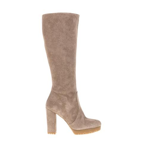 CHANIOTAKIS-Γυναικείες μπότες Chaniotakis μπεζ