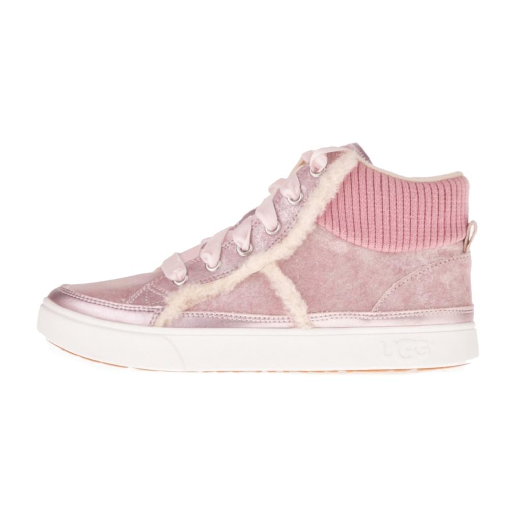 UGG – Παιδικά sneakers UGG K Addie Sneaker ροζ