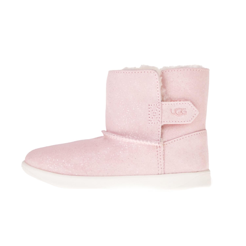 UGG – Παιδικά παπούτσια UGG T Keelan Sparkle ροζ