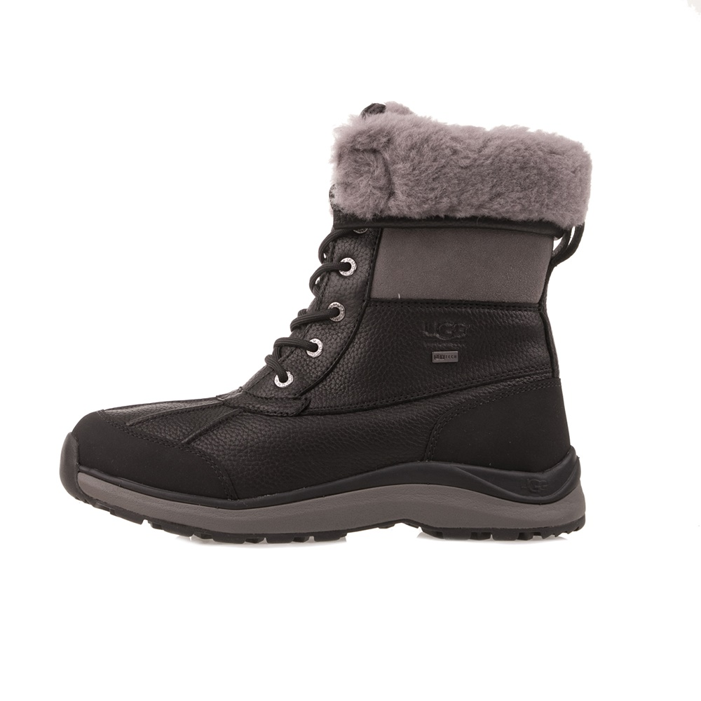 UGG – Γυναικείες μπότες UGG Adirondack Boot III μαύρες