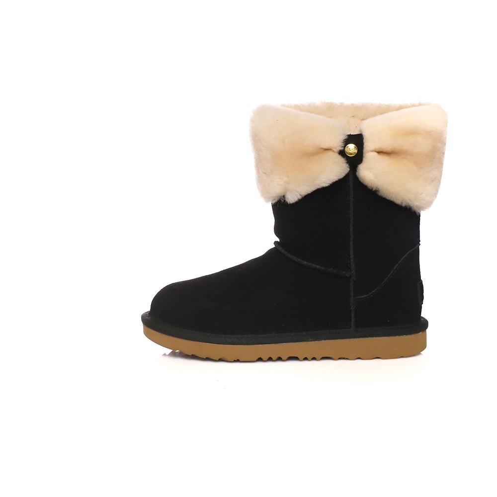 UGG – Κοριτσίστικα μποτάκια Ramona Classic Short II μαύρα