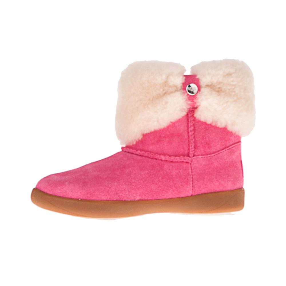 UGG – Παιδικά μποτάκια UGG T Ramona ροζ