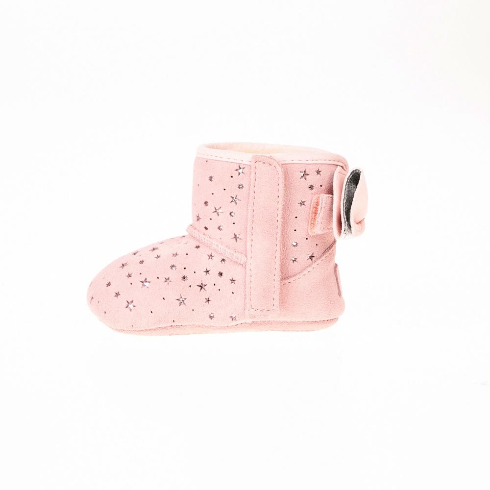 UGG AUSTRALIA – Βρεφικά μποτάκια UGG I JESSE BOW II Stargirl ροζ
