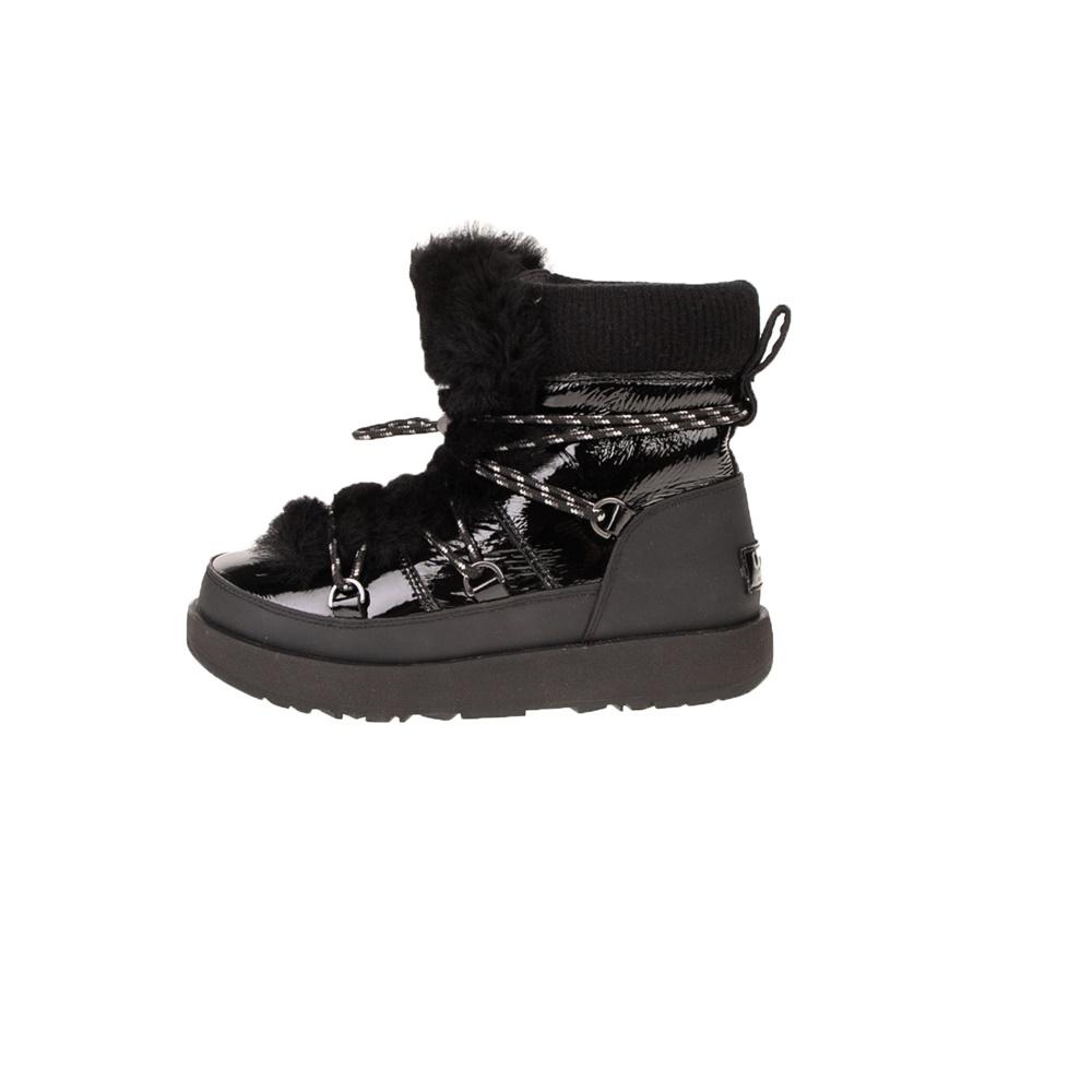 UGG – Γυναικείες μπότες UGG Highland Waterproof μαύρες