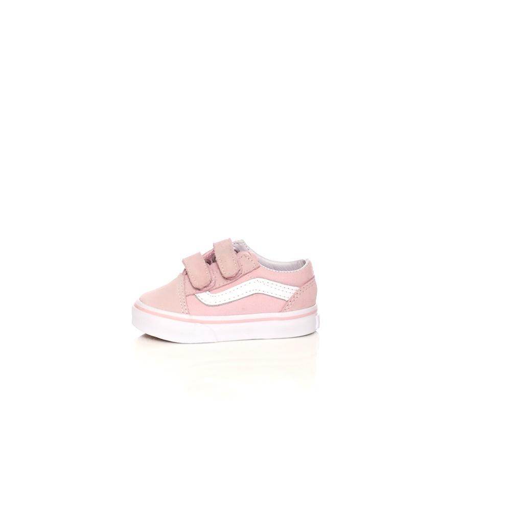VANS – Βρεφικά sneakers VANS ροζ