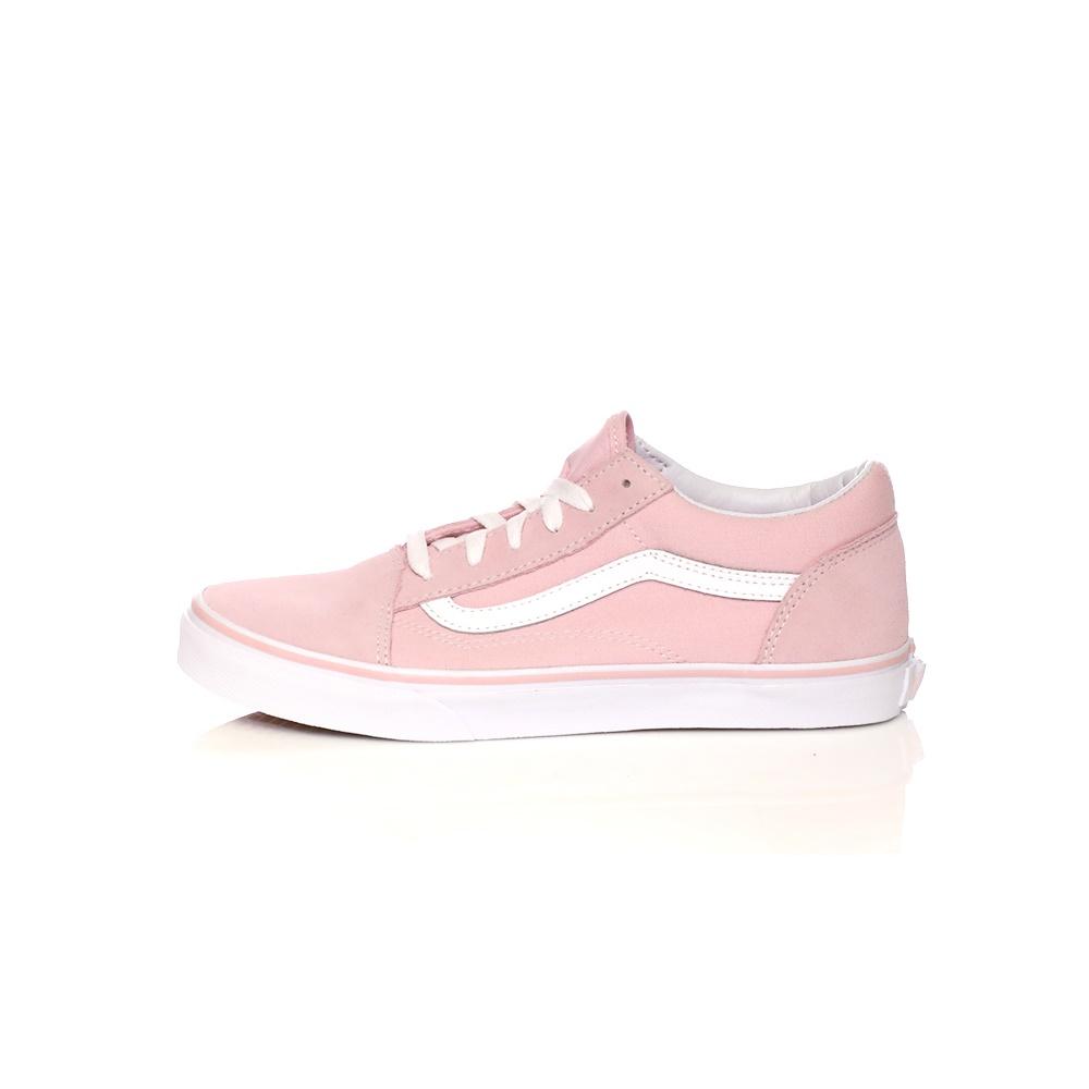 VANS – Παιδικά sneakers VANS Old Skool ροζ