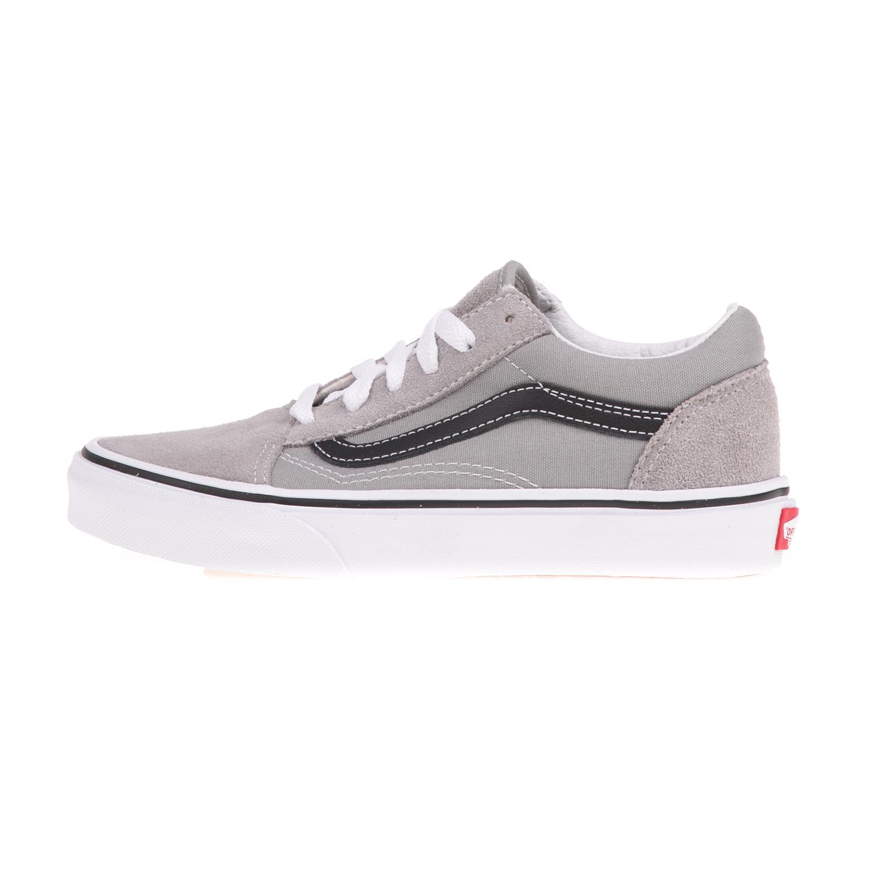 VANS – Παιδικά sneakers VANS Old Skool γκρι