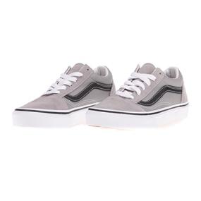 2b1bdc76b7 VANS. Παιδικά sneakers VANS Old Skool γκρι