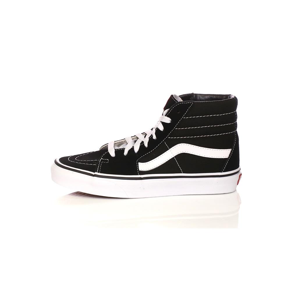VANS – Unisex sneakers VANS Sk8-Hi μαύρα