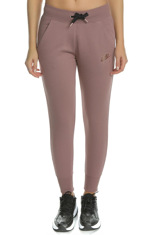 ec5e919d6d8 NIKE - Γυναικείο παντελόνι φόρμας NIKE NSW AIR PANT REG FLC σάπιο μήλο