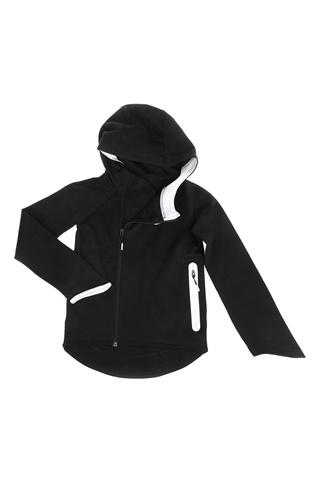 de877a21a719 Κοριτσίστικη ζακέτα με κουκούλα Nike Sportswear μαύρη (1644146.1 ...
