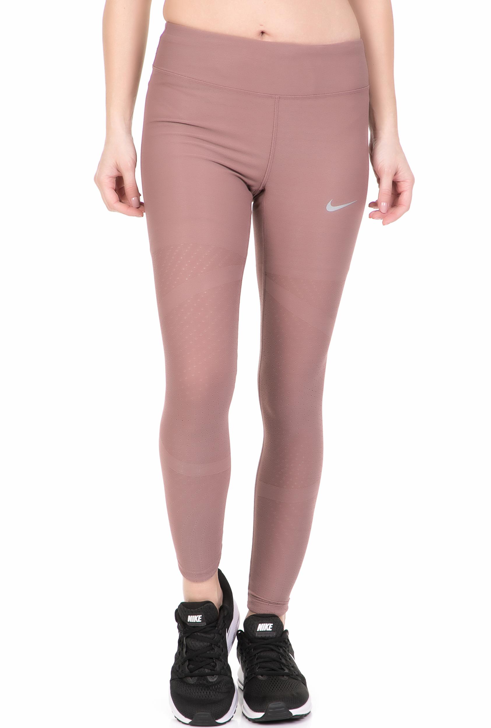 e51e4610776 NIKE - Γυναικείο κολάν για τρέξιμο Nike Epic Lux Athena ροζ