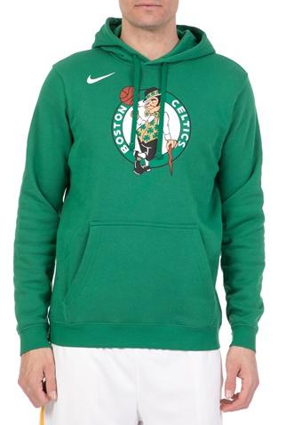 80fac0537a50 Ανδρική μπλούζα με κουκούλα NBA Boston Celtics NIKE πράσινη  (1644332.1-6565)