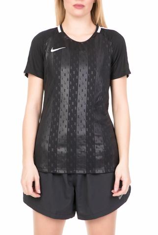 808b0c0b1f94 Γυναικεία κοντομάνικη μπλούζα προπόνησης NIKE DRY ACDMY TOP GX μαύρη  (1644561.1-7191)