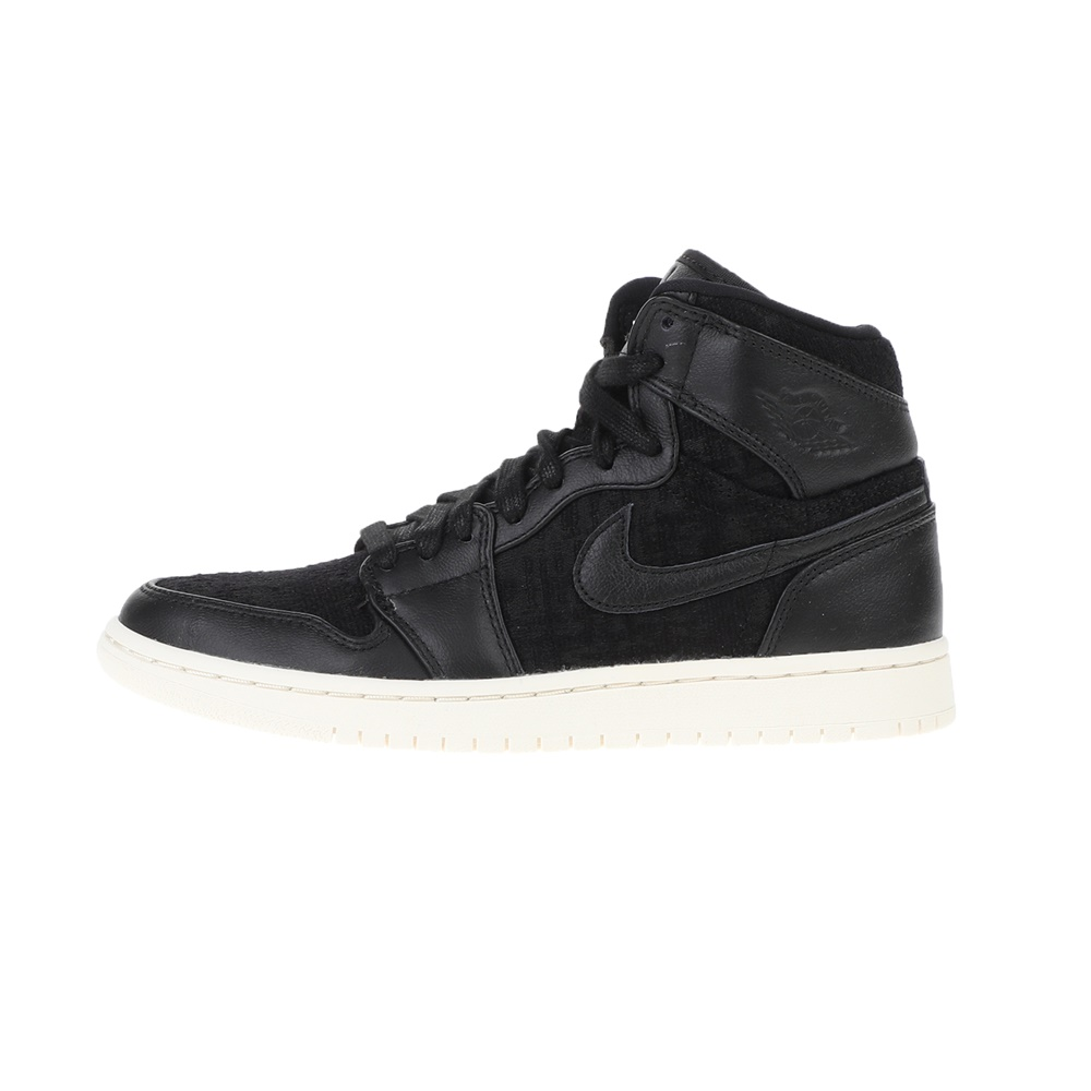NIKE – Γυναικεία παπούτσια AIR JORDAN 1 RET HI PREM μαύρα
