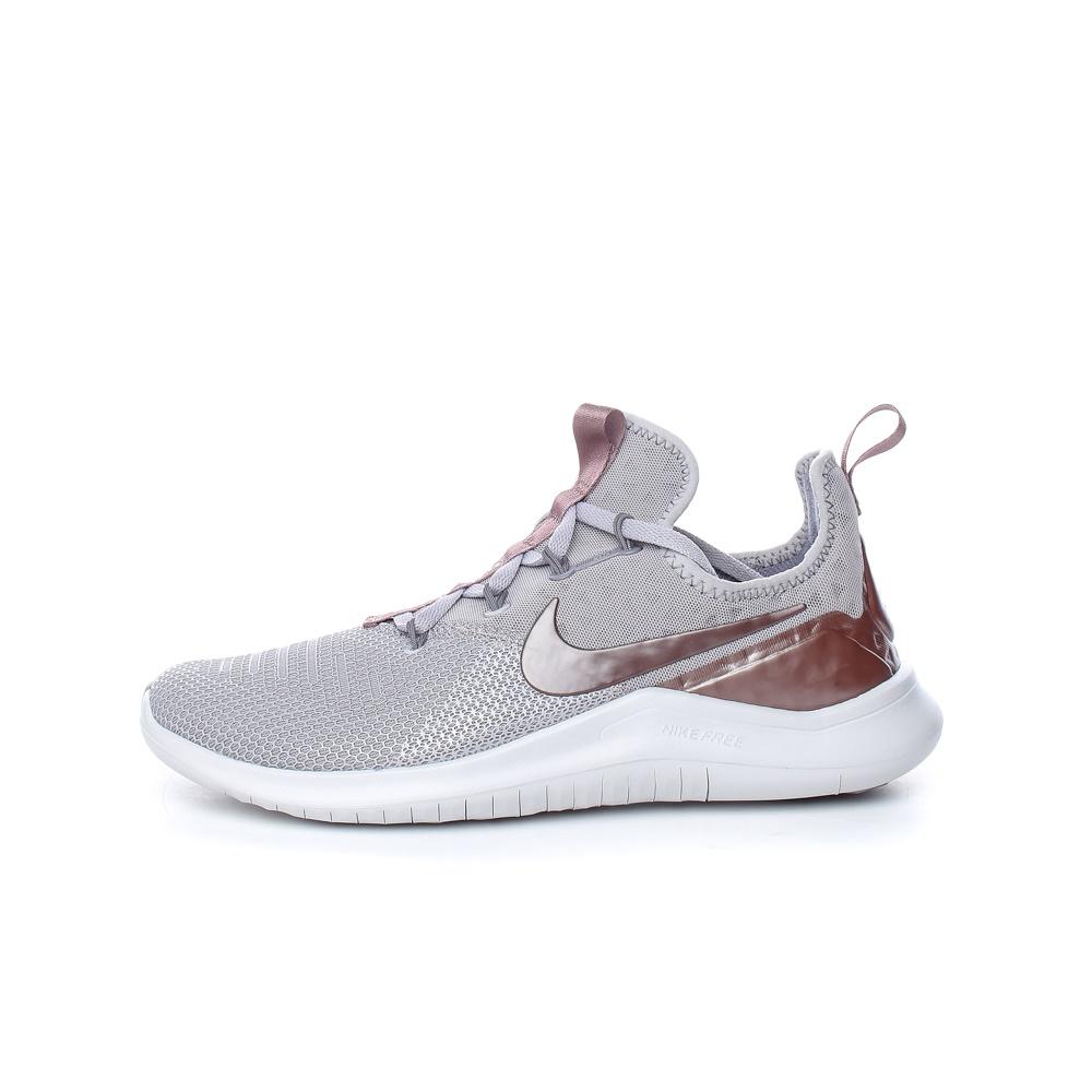 12b28dfbea -30% Factory Outlet NIKE – Γυναικεία παπούτσια προπόνησης NIKE FREE TR 8 LM  γκρι