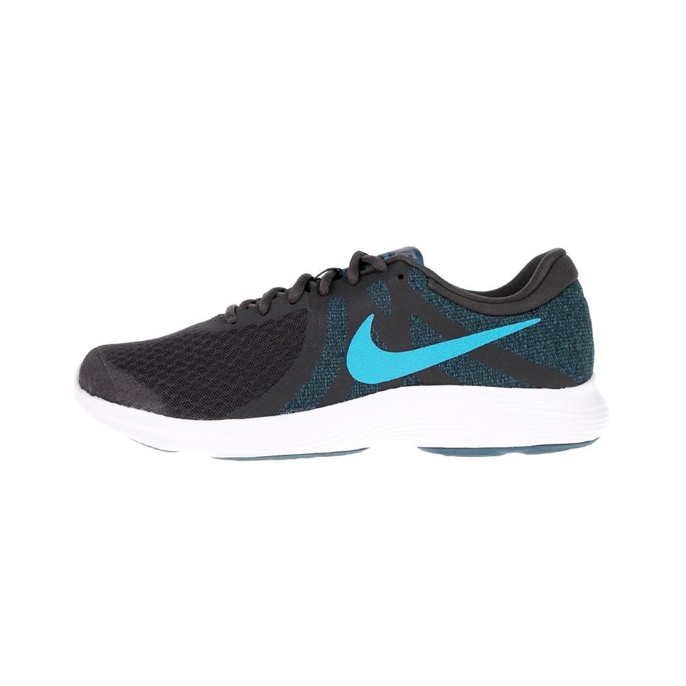 NIKE – Ανδρικά αθλητικά παπούτσια NIKE REVOLUTION 4 EU μαύρο-μπλε