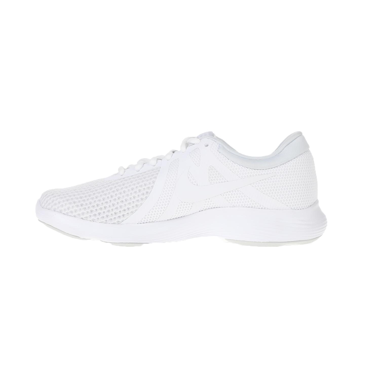 NIKE – Γυναικεία αθλητικά παπούτσια NIKE REVOLUTION 4 EU λευκά
