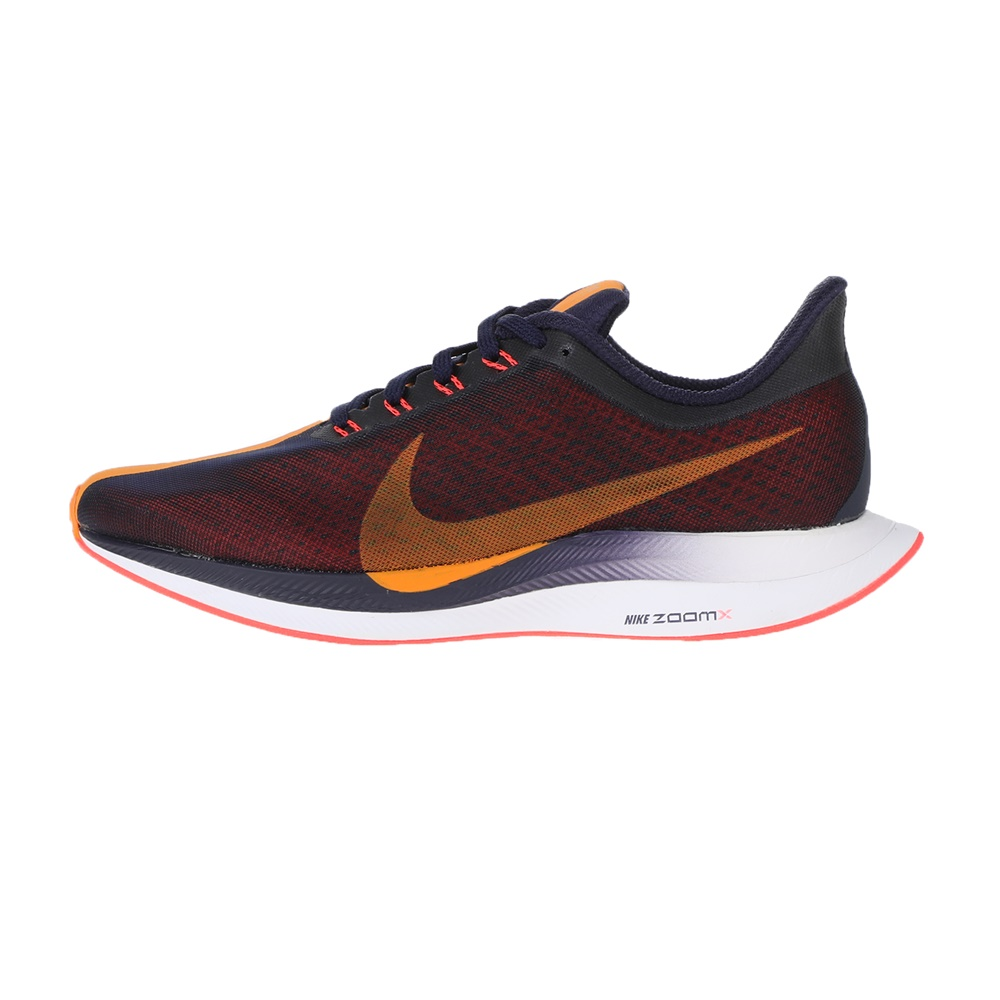 NIKE – Γυναικεία αθλητικά παπούτσια Nike Zoom Pegasus 35 Turbo μαύρα πορτοκαλί