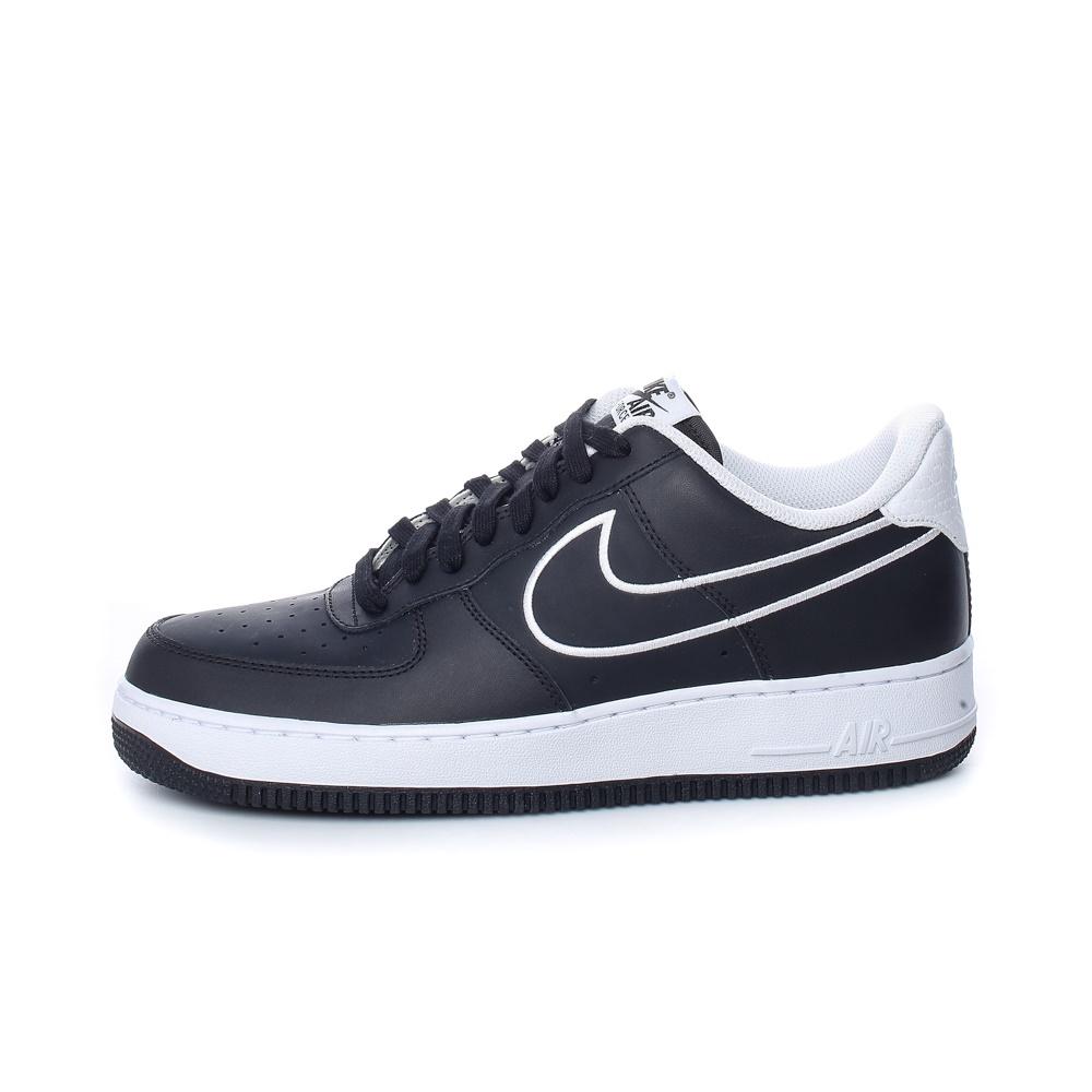 NIKE – Ανδρικά παπούτσια NIKE AIR FORCE 1 '07 LTHR μαύρα