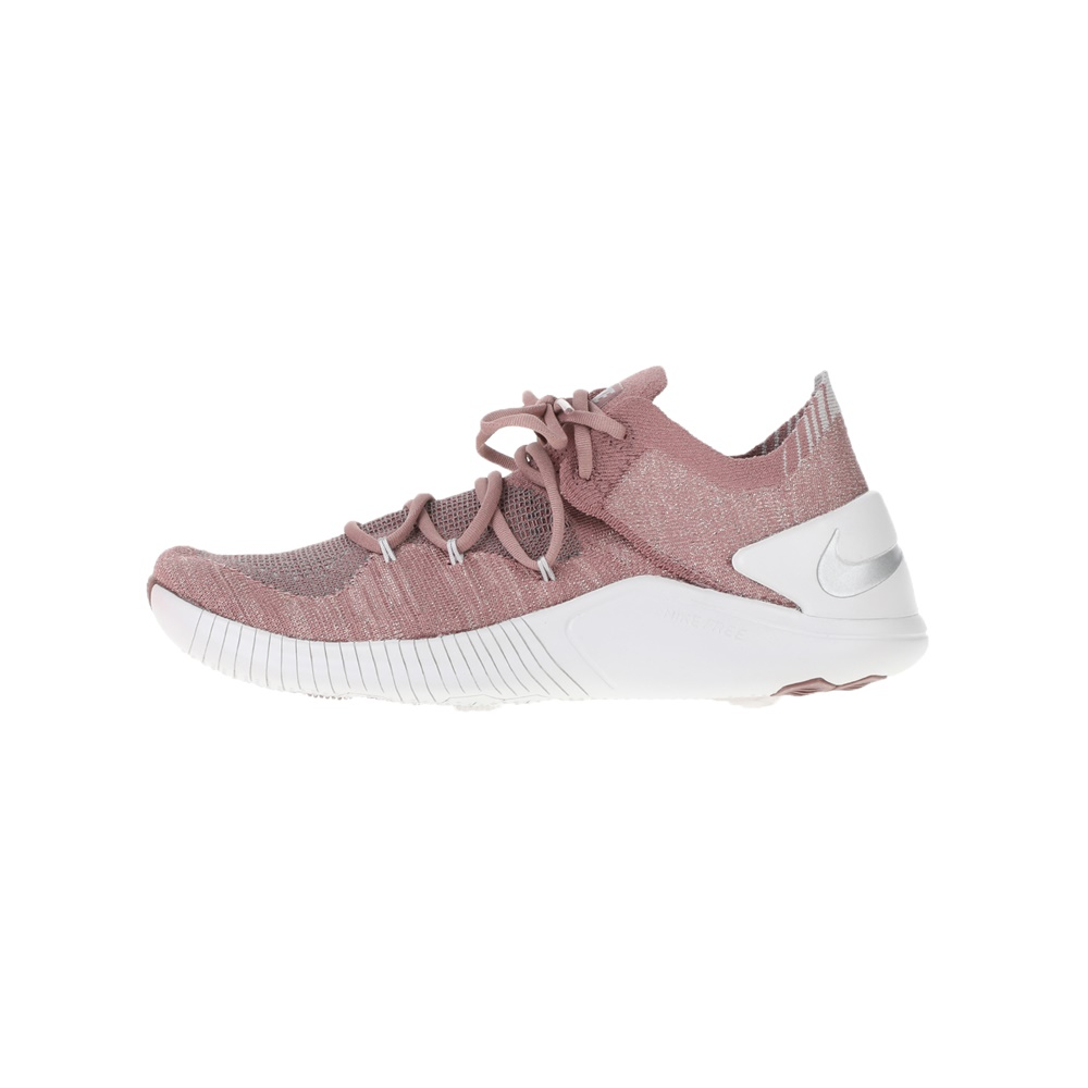 NIKE – Γυναικεία παπούτσια running NIKE FREE TR FLYKNIT 3 LM μωβ ασημί