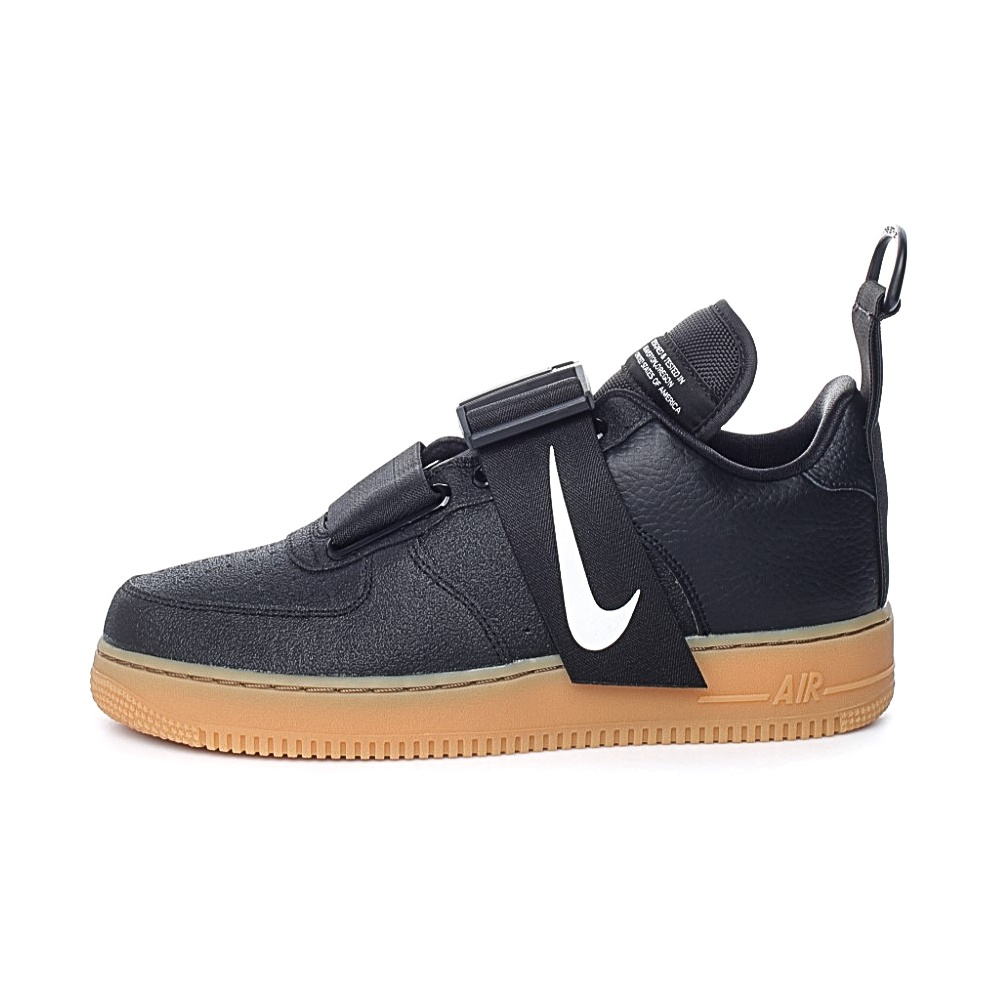 NIKE – Ανδρικά sneakers NIKE AIR FORCE 1 UTILITY μαύρα