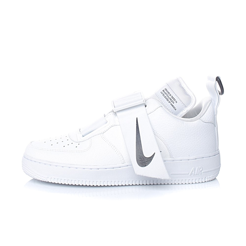 NIKE – Ανδρικά sneakers Air Force 1 Utility NIKE λευκά