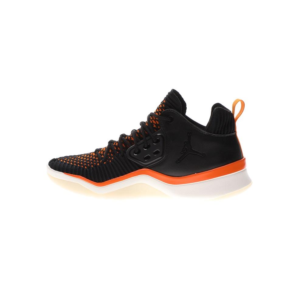 NIKE – Ανδρικά παπούτσια basketball NIKE JORDAN DNA LX μαύρα πορτοκαλί